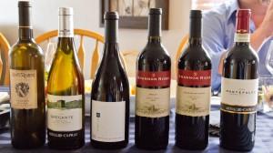 WINEormous and friends taste wine