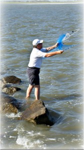 WINEormous watches Cap Fendig cast his net