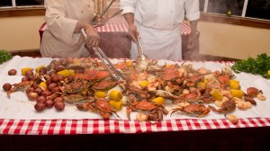 A WINEormous low country boil