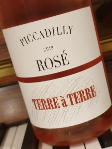 Posh Rosé from the Adelaide Hills – Terre à Terre 2018