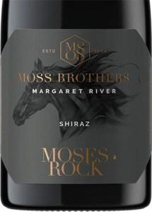 Moss Brothers Moses Rock Margaret River Shiraz 2019