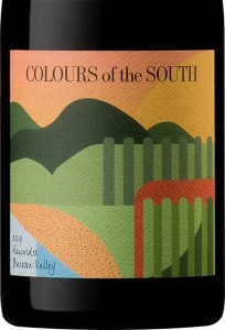 Purple Hands Colours the South Mourvedre 2019