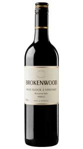 Brokenwood Wade Block 2 McLaren Vale Shiraz 2019
