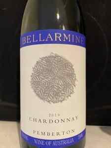Bellarmine Chardonnay 2019