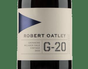 Robert Oatley G-20 McLaren Vale Grenache 2020