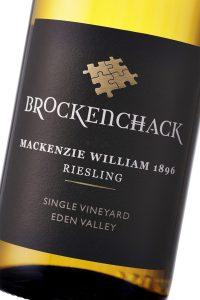 Brockenchack Mackenzie William 1896 Riesling 2021