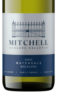 Mitchell Wines Watervale Riesling 2021