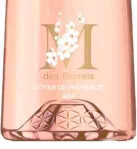 M des Borrels Cotes de Provence Rosé 2020