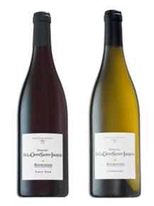 Pinot Noir and Chardonnay