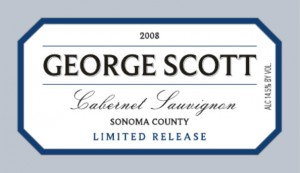 George Scott 2008 Cabernet Sauvignon Limited Release