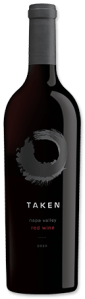 Taken- 2013 Proprietary Red Wine