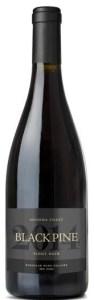 Black Pine 2014 Pinot Noir Sonoma Coast