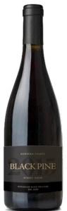 Black Pine Pinot Noir Sonoma Coast