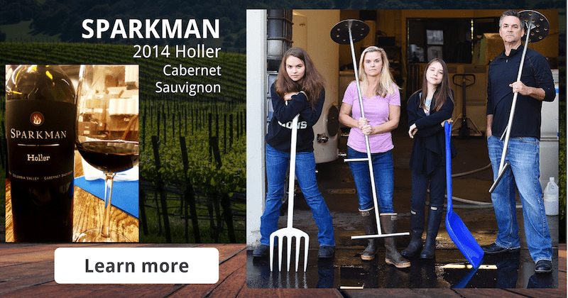 Sparkman Cellars Winning Over Cabernet Sauvignon Fans