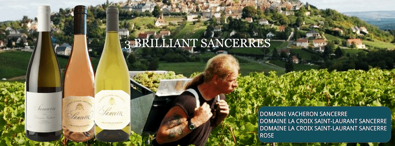 Three Brilliant Sancerres