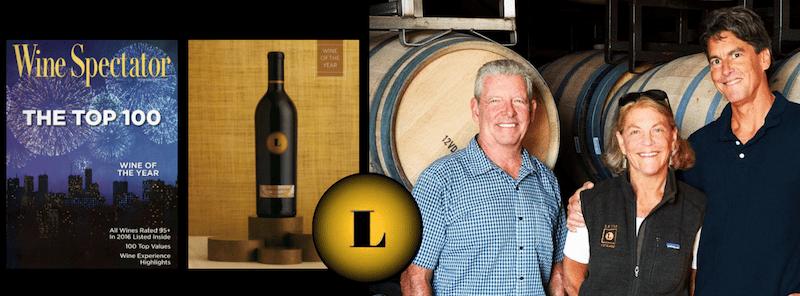 Lewis Cellars' Latest Napa Cabernet Sauvignon Triumph