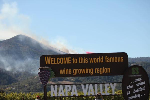 Wine Country Fires – Day 7