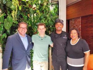 US Virgin Islands Tourism names new Culinary Ambassador