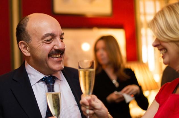 Gerard Basset receives OIV BSc in Wine Management