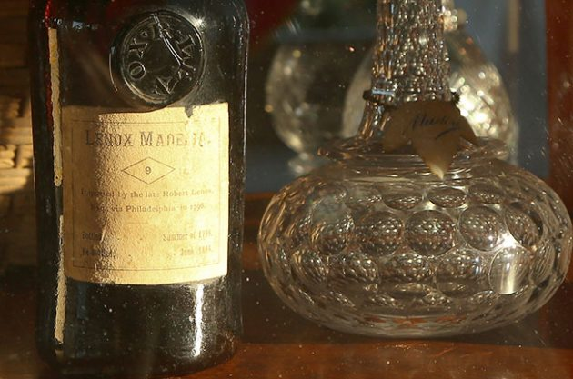 Centuries-old Madeira wines found in US cellar