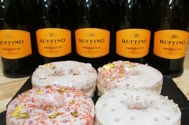 Prosecco doughnuts: The latest wine flavoured trend?