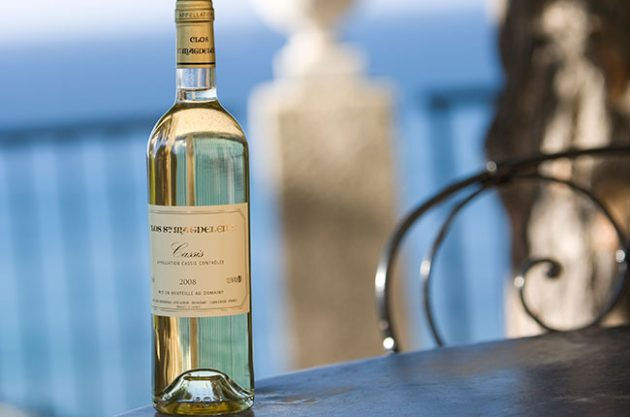 cassis white wines, provence