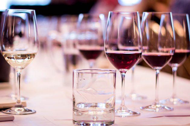 expensive wine taste