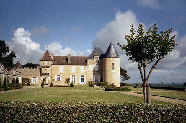 Anson: Château owners dominate new French rich list