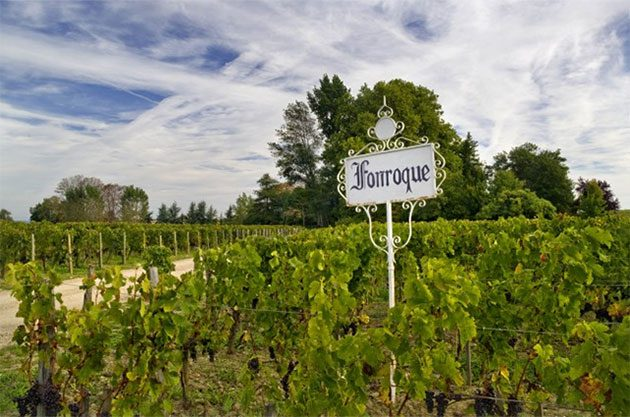 Château Fonroque sold to insurance group owner