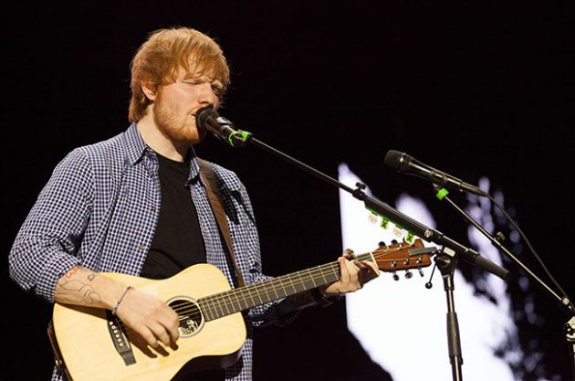 California's Jordan Winery 're-writes' Ed Sheeran song