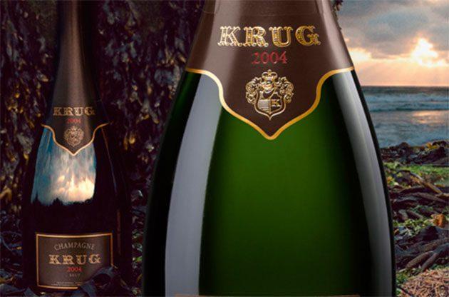 First taste: Krug 2004 vintage release