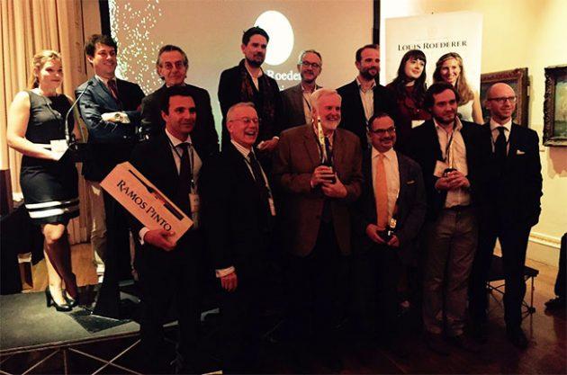 Winners revealed at Louis Roederer International Wine Writers' Awards 2017