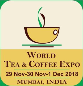 World Tea Coffee Expo 2018 to be held at new venue spread over 2 floors in Mumbai