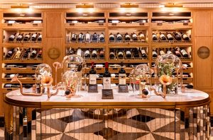 Harrods Fine Wine Spirits rooms