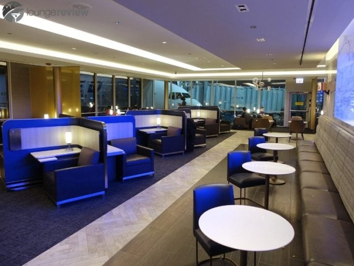 Best Business Class lounge in the U.S. named