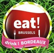 eat! BRUSSELS, drink! BORDEAUX