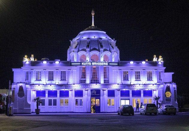 Kuti's Brasserie opens in Southampton's historic Royal Pier