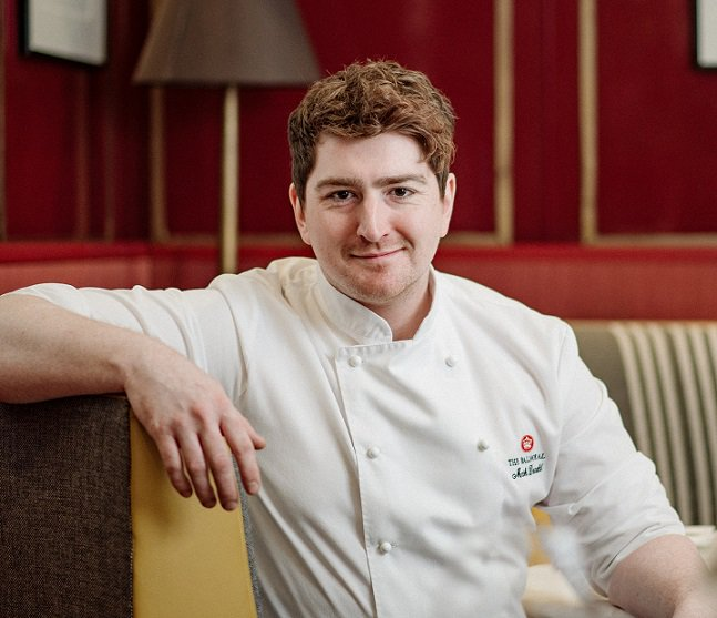 The Balmoral hotel announces Head Chef at its Michelin-starred restaurant