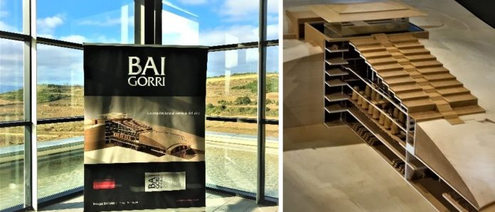 Spanish winery architect brings attention to Baigorri wines