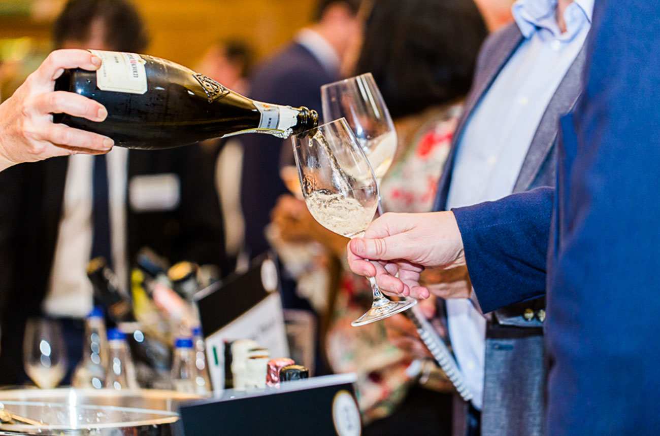 Event: John Stimpfig's tasting wish list for The Great Sparkling Exploration