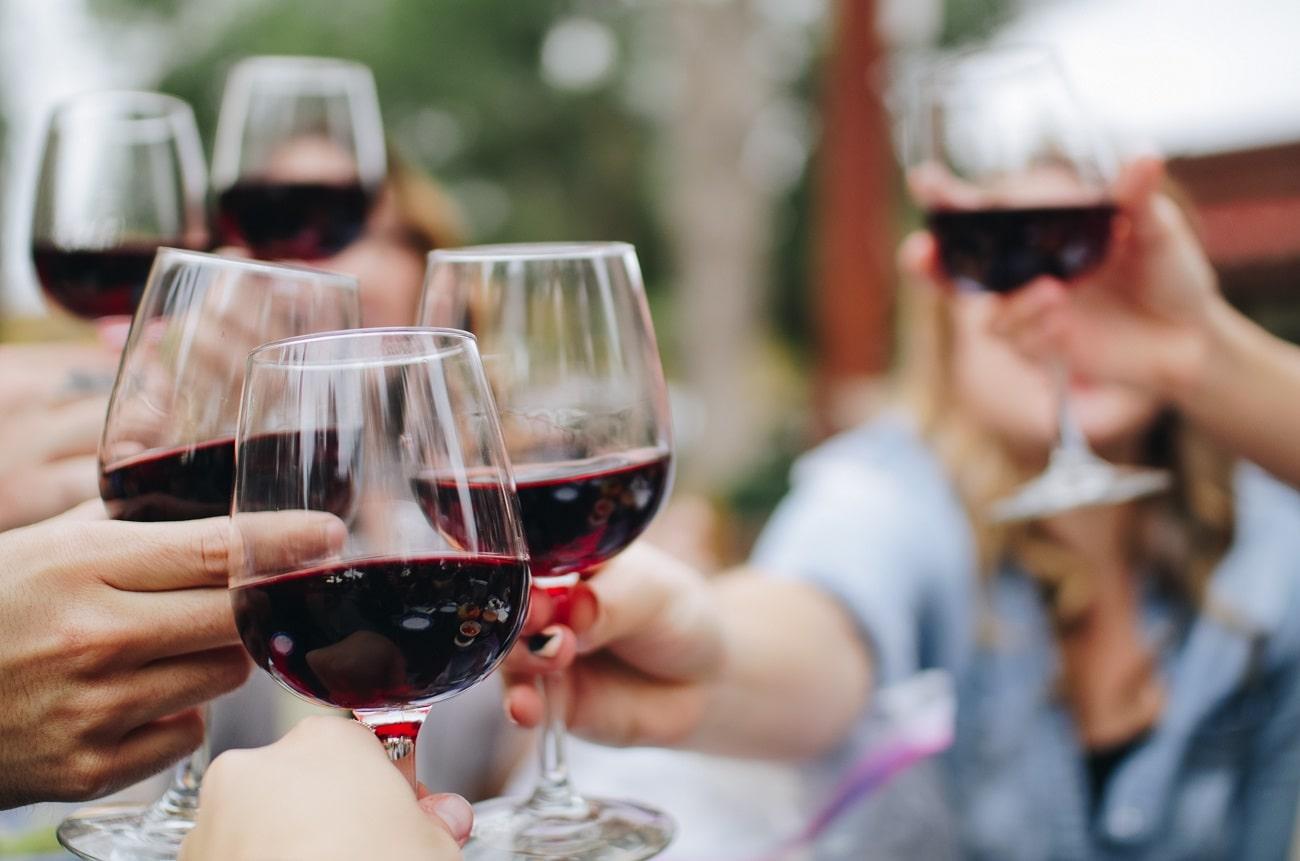 'Rip-off' duty tax targeted as wine beats beer in UK drinkers survey