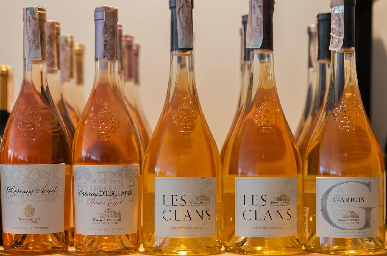 LVMH buys control of Whispering Angel producer Château d'Esclans