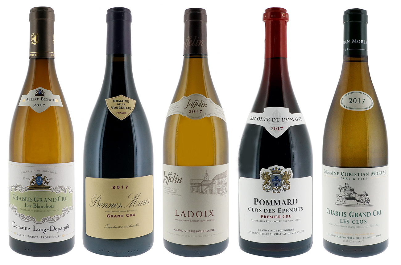 Celebrate Bourgogne Week with these DWWA award-winning Burgundy wines