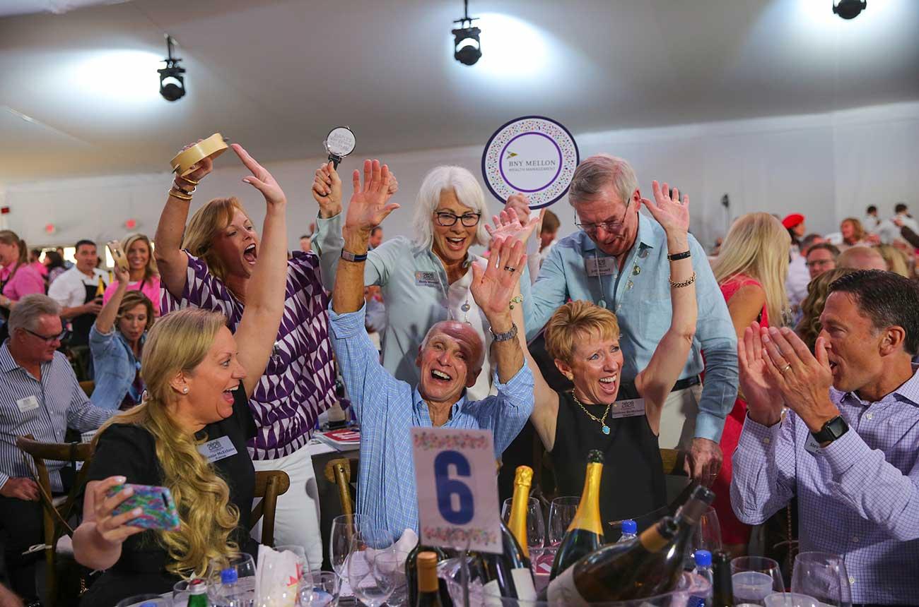 Naples Winter Wine Festival 2020 breaks auction record