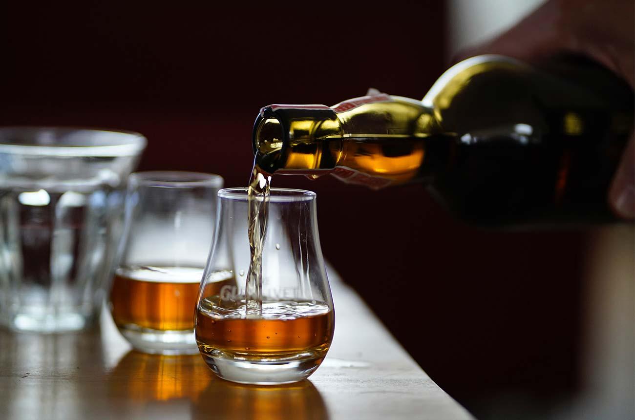 Scotch exports hit by punitive US tariffs