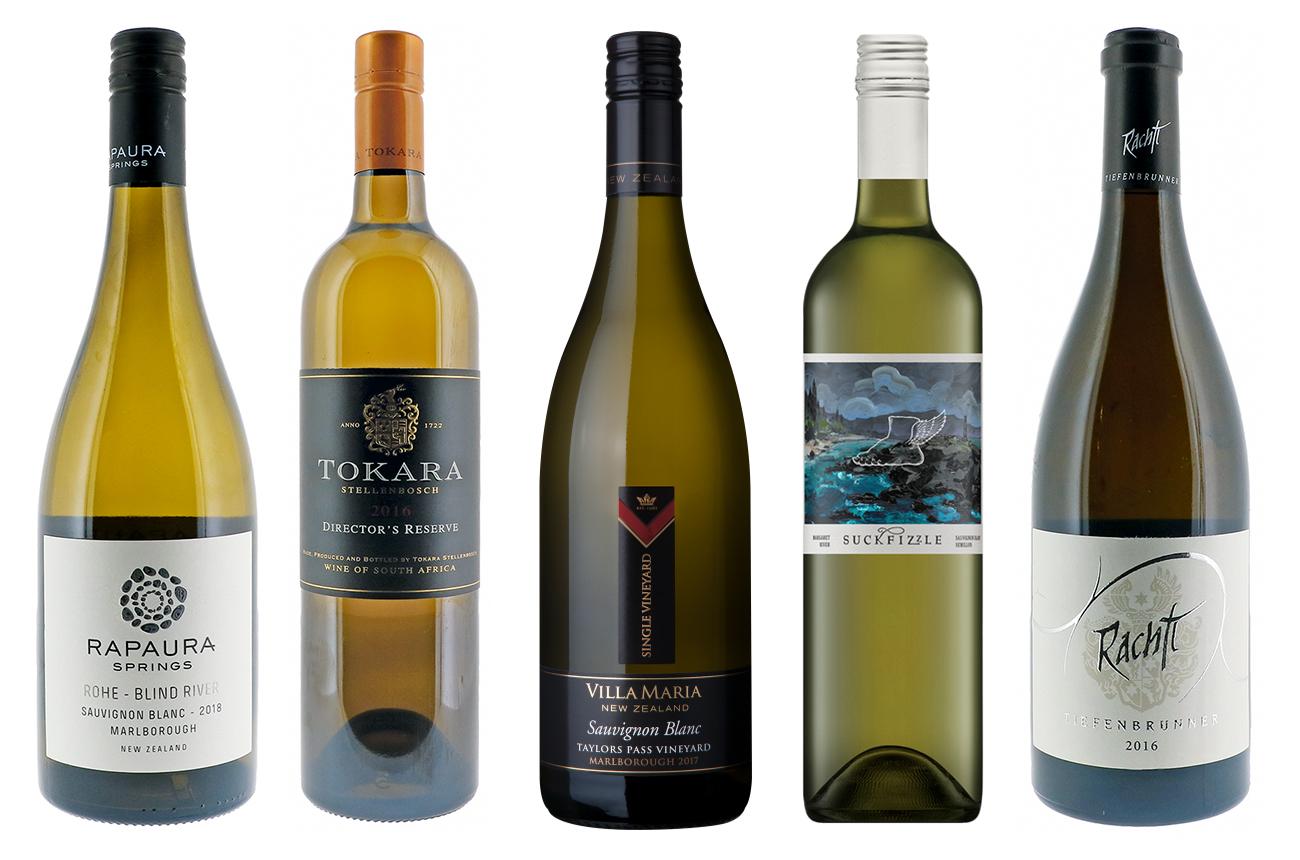 International Sauvignon Blanc Day: Award-winning wines to celebrate