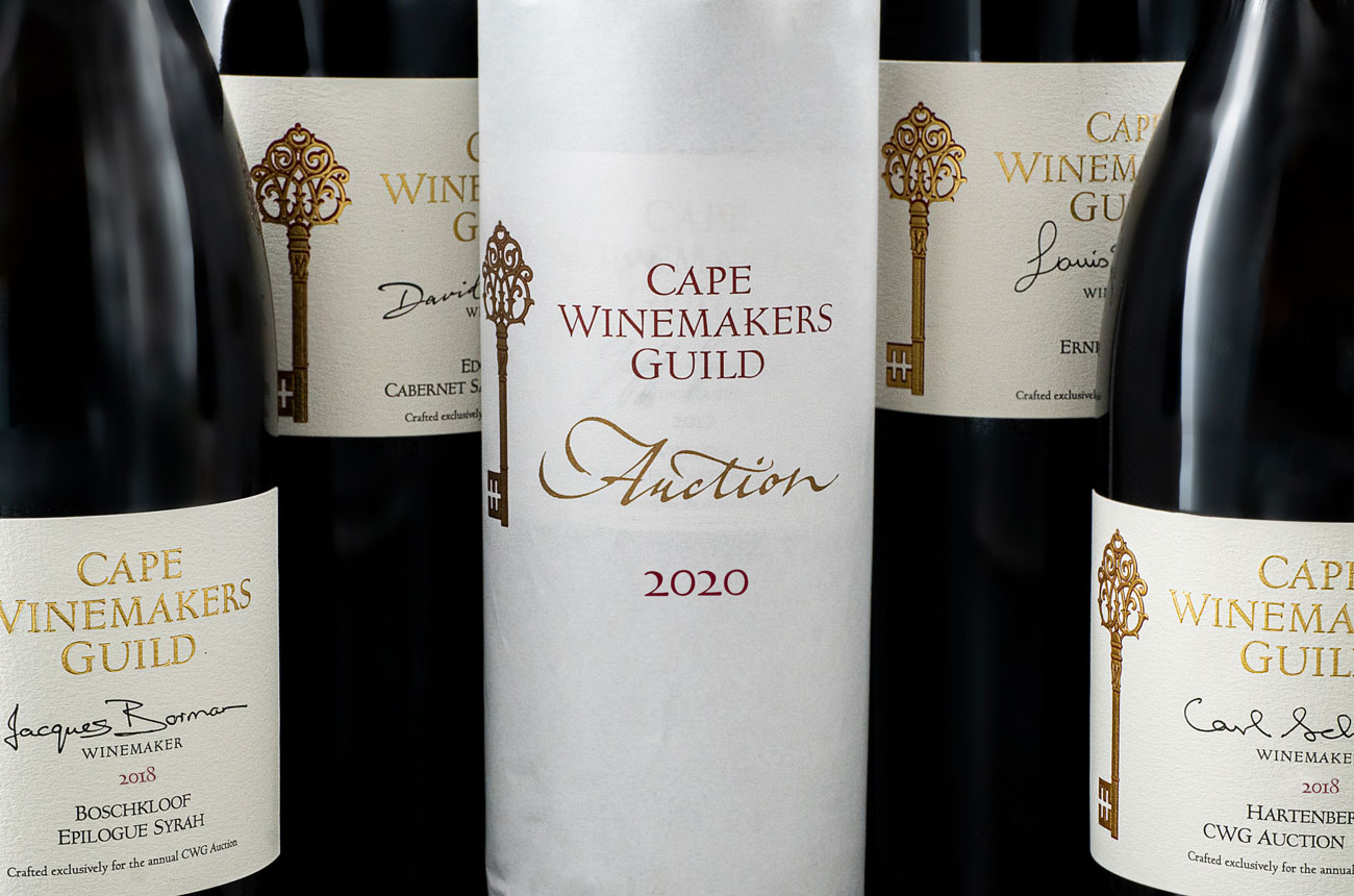 Cape Winemakers Guild 2020 auction wines: the first taste