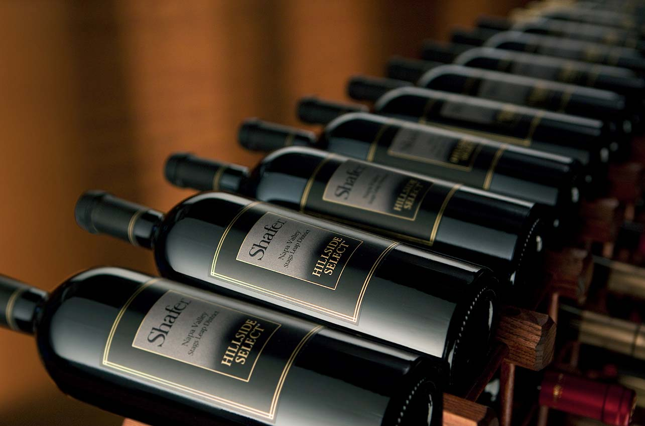 Rare Shafer wine collection tops Napa 'library' auction