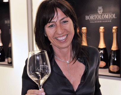 La vicepresidente Elvira Bortolomiol