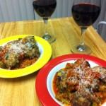 Meatballs finished